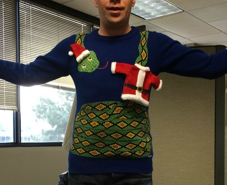 Ugly Christmas Sweater 1