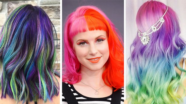 QUIZ: We Know What Colour You Should Dye Your Hair Based On ...